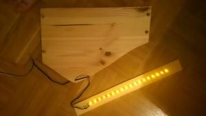Licht und Verkabelung