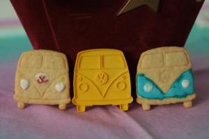 VW Bus Plätchen